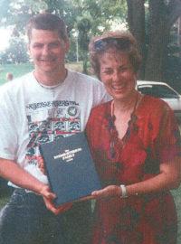 Phyllis Ryerse and Thomas Ryerson